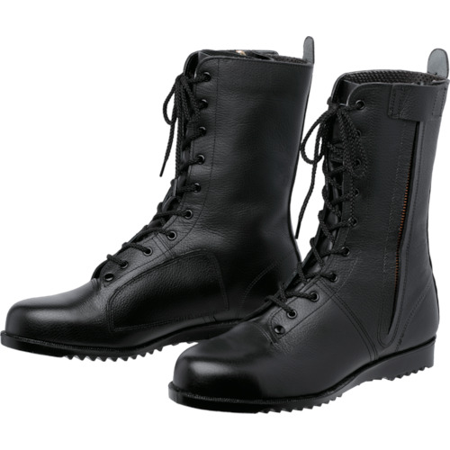 ■〒ミドリ安全/ミドリ安全【VS5311NF-25.5】(8355047)高所作業用作業靴 VS5311NオールハトメF 25.5cm 受注単位1