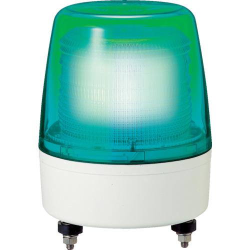 『カード対応OK!』■〒パトライト【XPE-M2-G】(7515081) 中型LEDフラッシュ表示灯 受注単位1