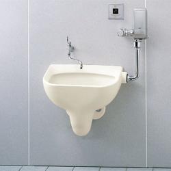 TOTO パブリック用流し【SK35】セット壁掛壁排水汚物流し
