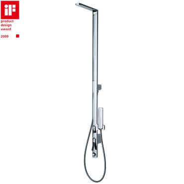 ###TOTO 浴室用水栓【TMX95A】壁付シングル混合水栓(シャワーバー) RENESSE 受注約2ヶ月