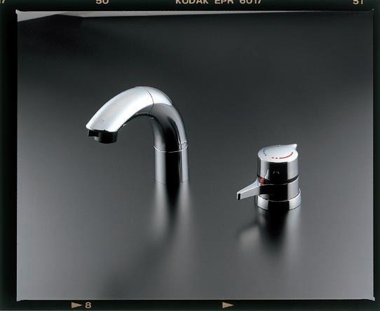πTOTO【TLNW46R】シャンプー水栓 サーモスタット混合栓 (旧品番 TLNW46)