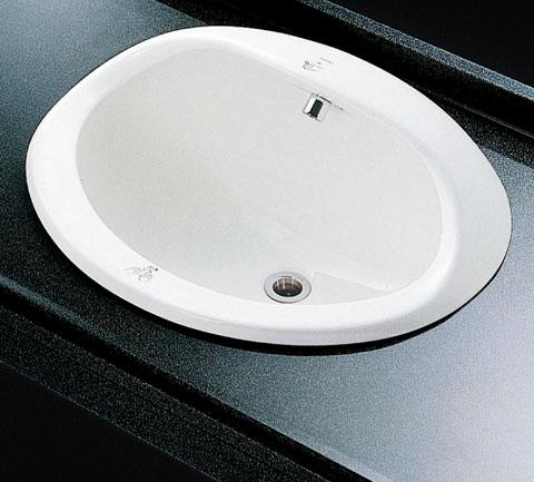 TOTO セット品番【TYL102】自動洗面器 オートボウル ホワイト 水・温風タイプ 排水金具(Sトラップ)