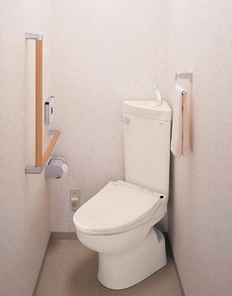 ###TOTO和式トイレ改修用便器【CS510BM+SS511BABFS】便器+タンクセット コーナータイプ 便座なし・手洗つき・フランジ付
