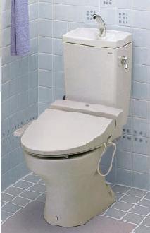 #ミ#ΛTOTO タンク+便器【CS670B+SH671BA】便座なし・手洗いあり