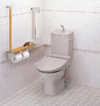 #ミ#ΛTOTO 組み合わせ便器【CS670BP+SH671BA】 便器・タンクのみ 手洗付 壁排水
