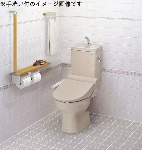 #ミ#TOTO 組み合わせ便器【CS70BM+SH61BA】 便器+タンクのみ リモデル対応 手洗いあり