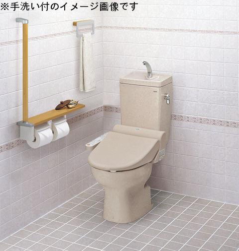 #ミ#TOTO 組み合わせ便器【CS70BP+SH61BA】 便器+タンクのみ 壁排水 手洗い付