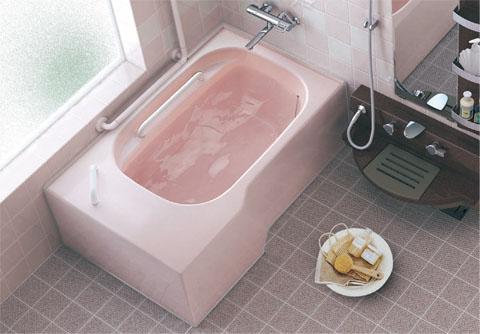 ###TOTO ポリバス 浴槽【PYS1412R/PYS1412L】いたわり浴槽 1400サイズ受注生産