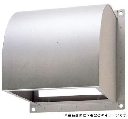 ### 東芝 換気扇部材【C-35SPA】 インテリア有圧換気扇ステンレス形用ウェザーカバー ステンレス製
