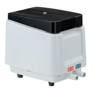 #浄化槽用ブロアー 安永【EP-100H2T(S)-L】 新型保護スイッチ付 逆洗タイマー付 左散気仕様