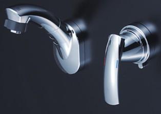 新品同様 KVK 洗面化粧室【KM8069T】シングルレバー式洗髪シャワー, 快眠ショップスウィートドリーム c9c4a66d