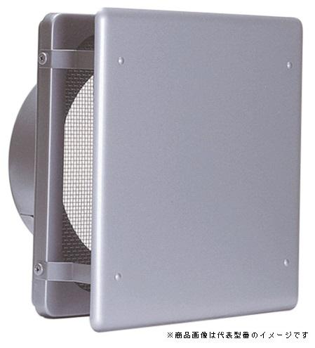 西邦工業【KNB175S】角金網型10メッシュ・フラットカバー付・低圧損外壁用ステンレス製換気口・フラットカバー付換気口