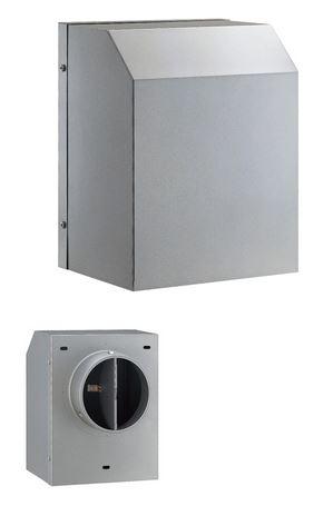 ###ユニックス【PFL200A3MDSP】ステンレス製 パイプフード 超深型フード (角型) 防火ダンパー付 72℃型式 受注生産