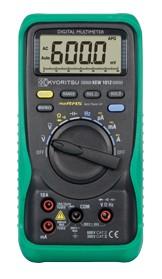 Я共立電気計器/KYORITSU【1012K】デジタル電圧計