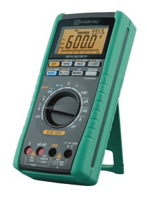 Я共立電気計器/KYORITSU【1052】デジタルマルチメータ