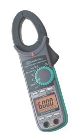 Я共立電気計器/KYORITSU【2046R】クランプメータ RMS