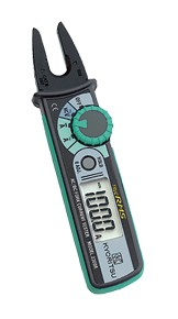 Я共立電気計器/KYORITSU【2300R】フォークカレントテスタRMS