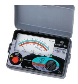 Я共立電気計器/KYORITSU【4102A】アナログ接地抵抗計