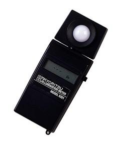 Я共立電気計器/KYORITSU【5201】デジタル照度計