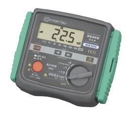 Я共立電気計器/KYORITSU【5410】漏電遮断器テスタ