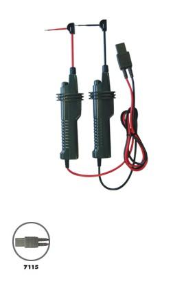 Я共立電気計器/KYORITSU【7115】高所測定プローブセット