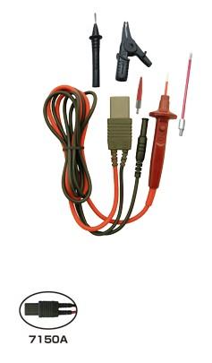 Я共立電気計器/KYORITSU【7150A】リモートSW付測定プローブS
