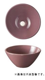 >三栄水栓/SANEI 洗面・洗髪用【HW1053-PU】信楽焼 手洗器 パープル 容量 3.5L