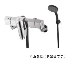 三栄水栓/SANEI 水栓金具【SK1816-13】サーモシャワー混合栓(自閉式)