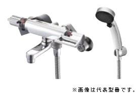 三栄水栓/SANEI 水栓金具【SK181CT5-S-13】サーモシャワー混合栓