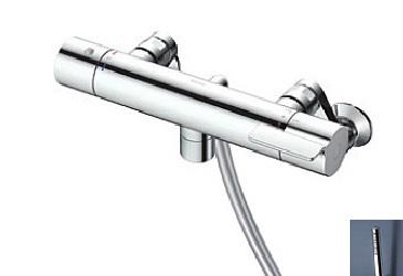 ∞《あす楽》◆15時迄出荷OK!TOTO 浴室用水栓金具【TBV03413J】GGシリーズ 壁付サーモスタット混合水栓(壁付き) コンフォートウェーブ(シリンダー型) メタル (旧品番 TMGG40SECR)