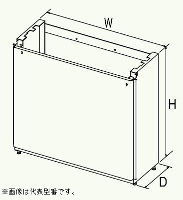 ###ψパロマ【D30】壁掛型・PS 標準設置型 据置台