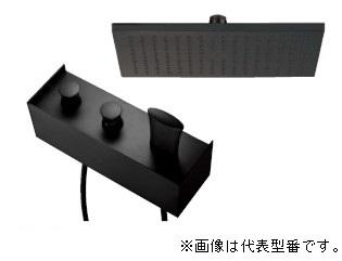 ≧三栄水栓/SANEI【SK9891-1S-MDP-13】サーモシャワー混合栓(オーバーシャワーヘッド付)