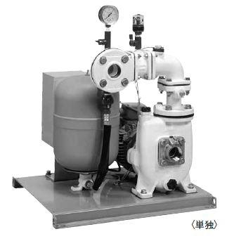 『カード対応OK!』川本 ナイロンコーティング自動給水ユニット 50Hz【GSZB2-405SE1.5】単独運転 GSZB2形 海水用自吸式 カワホープ 低圧給水