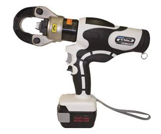 最新最全の 『カード対応OK!』?R.泉精器【REC-Li250M】充電圧着工具 標準セット:クローバー資材館-DIY・工具