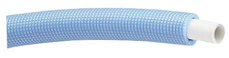 ###『カード対応OK!』π三栄水栓/SANEI【T1021R-2-13A-10-B】保温材付アルミ複合耐熱ポリエチレン管(青) 給水用 受注生産