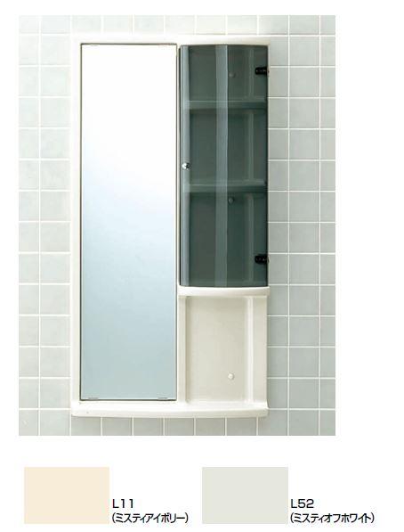INAX 浴室収納棚【YR-612GT】鏡・扉付 (平付)