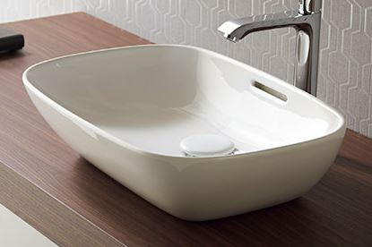 CERA/セラ 洗面器【AU12302】(洗面器本体のみ) ホワイト イノ