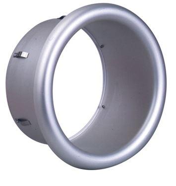西邦工業/SEIHO【NP20B】空調用吹出口 アルミニウム製ターボノズル φ508