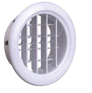 西邦工業/SEIHO【NR10】空調用吹出口 アルミニウム製レジスターノズル φ250