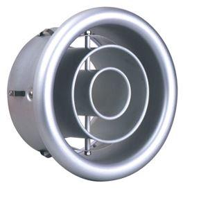 西邦工業/SEIHO【NT16】空調用吹出口 アルミニウム製ターボノズル φ400