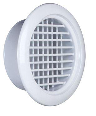 西邦工業/SEIHO【RHV20】空調用吹出口 アルミニウム製ラウンドレジスター φ508
