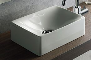 ###CERA/セラ 手洗器【SB1503】(手洗器本体のみ) ホワイト ソフト 受注約4ヶ月
