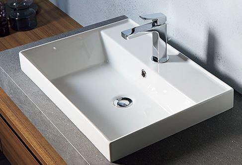 CERA/セラ 洗面器【SB5109R】(洗面器本体のみ) ホワイト TR2