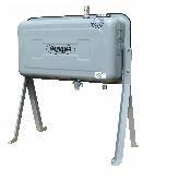 ####サンダイヤ オイルタンク【KU5-095SE】ステンレス95型タンク 標準タイプ(ステンレスSUS304使用)