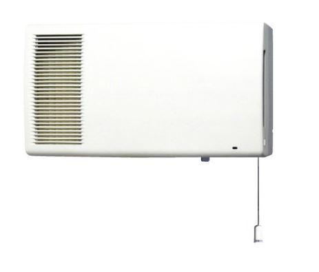 ###東芝 換気扇【VFE-173SM】空調換気扇 壁掛形2パイプ フラットパネルタイプ 全熱交換形 外気侵入防止手動式シャッター付 受注生産