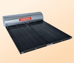 ###コロナ 太陽熱温水器【USH-23W】2枚ワイド集熱板高集熱タイプ