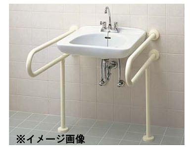 ###TOTO【L103CFG】車いす用壁掛洗面器 (洗面器のみ)