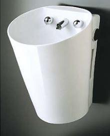 ###TOTO【LS800DM】壁掛自動洗面器(水石けんあり) サーモスタット湯水切り替えタイプ 受注約4週