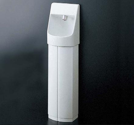 ###TOTO コンパクト手洗器 セット品番【LSE570ASFR】埋込手洗器セット一式(手洗器・自動水栓セット金具一式(木枠、トラップカバー付)) Sトラップ