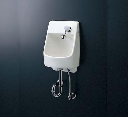 ###TOTO コンパクト手洗器 セット品番【LSL570APR】埋込手洗器セット一式(手洗器・ハンドル式単水栓セット(木枠付)) Pトラップ